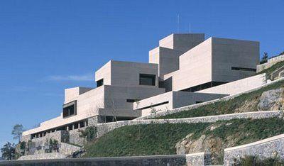 AH ASOCIADOS,Centro Cultural en Arantzazu,2006,Euskadi