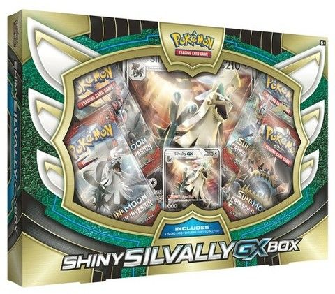 Pokemon Silvalley GX Box Trading Cards