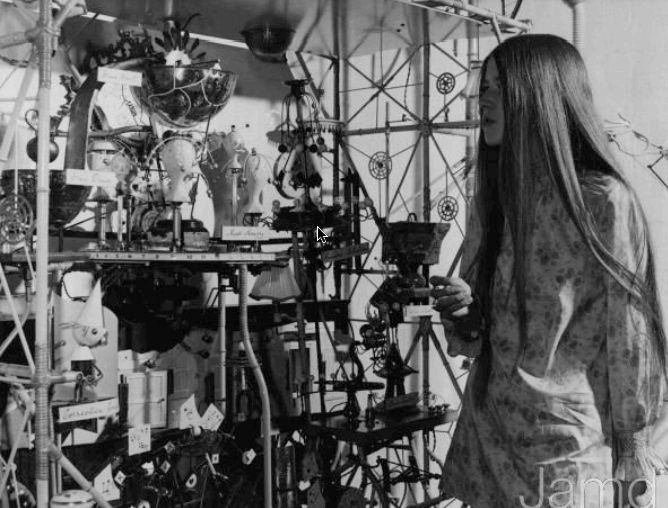 Cybernetic Serendipity (1968)  http://33.media.tumblr.com/tumblr_lnu1vk6hPw1qmskiio1_1280.jpg