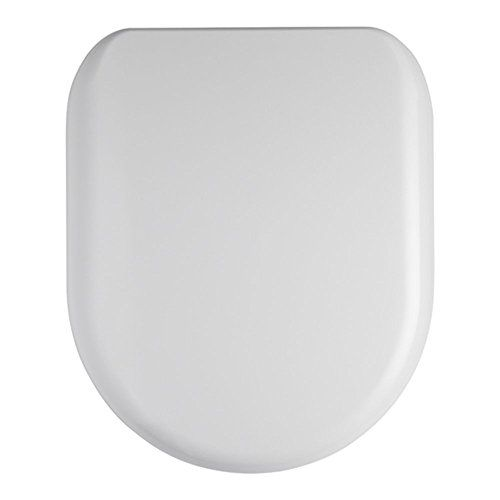 From 16.99 Premier White Luxury D-shape Quick Release Soft Close Toilet Seat