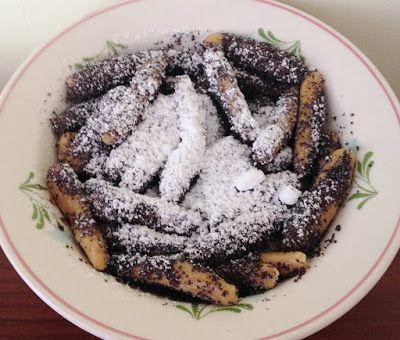 Paleo mákos nudli (paleo és vegán recept)
