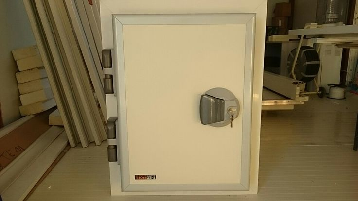 Small door for cold room