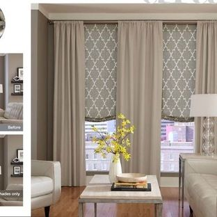 15 must see large window treatments pins neutral for Roman blinds for large windows
