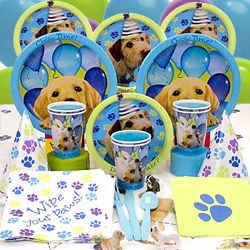 How to Throw a Dog Theme Birthday Party