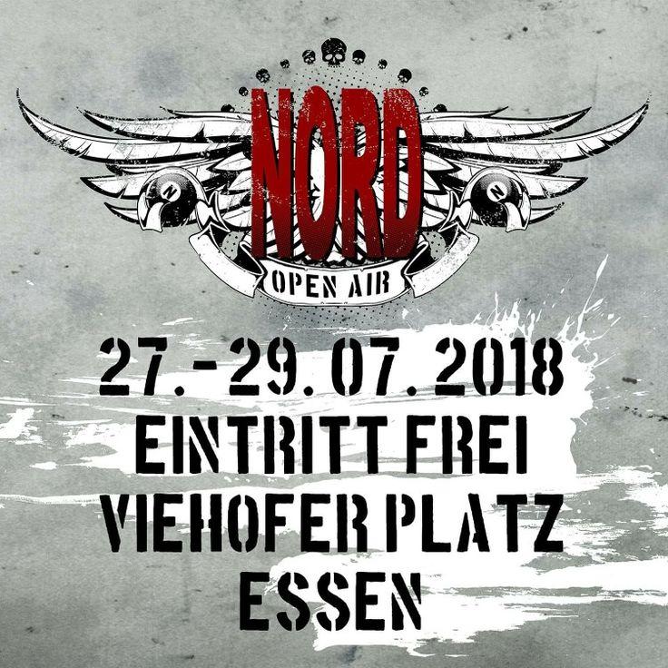 Nord Open Air   27.07 (Fr) - 29.07 (So)   Essen   kostenlos