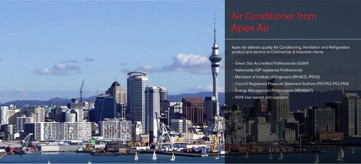 Apex Air is the leading Air Conditioning service provider in New Zealand with main branch in Auckland. Get the best of heating and ventilation services.