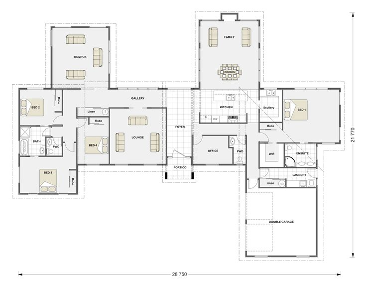 Charming Stonewood Homes Floor Plans Part - 11: Floor Plan - Has Potential For The Block.