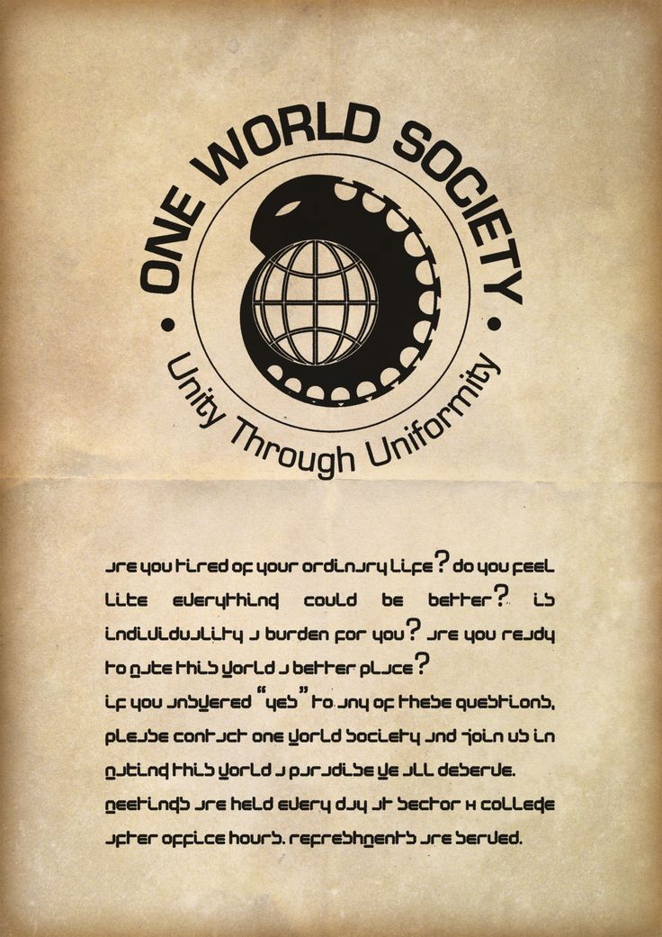 Genestealer Cult recruitment flyer. Genestealer Cults usually operate under the guise of a beneficent or at least harmless organization, recruiting the people and slowly overtaking the important positions in a planet's government until it's time to strike against the remaining imperials.
