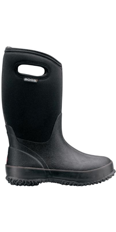 Sturdy boots for the coldest days. Bogs were first created for farmers in soggy Oregon, and these k