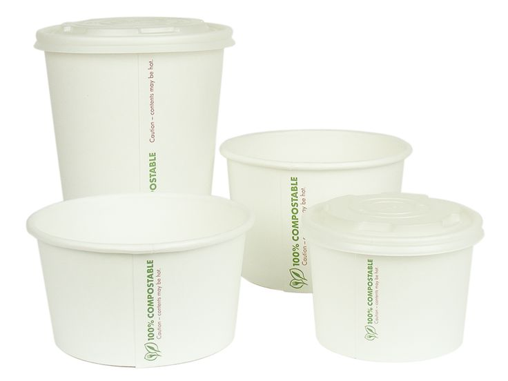 ICE CREAM / SOUP CONTAINERS