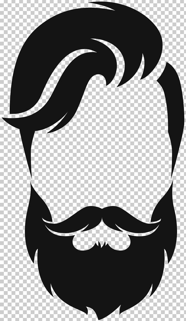Silhouette Beard Moustache Png Animals Artwork Beard Black Black And White Beard Logo Beard Logo Design Beard Art