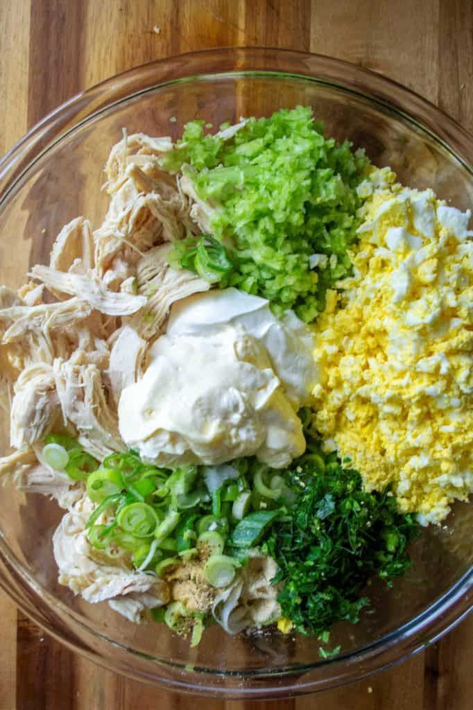 Southern Chicken Salad Recipe Southern Chicken Chicken Salad Recipes Southern Chicken Salads