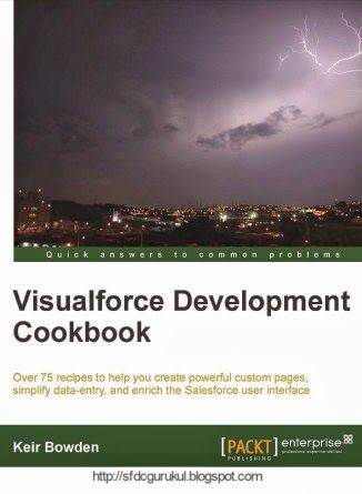 VISUALFORCE DEVELOPMENT COOKBOOK Pdf Free Download