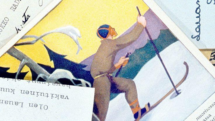 Postikortteja Suomesta
