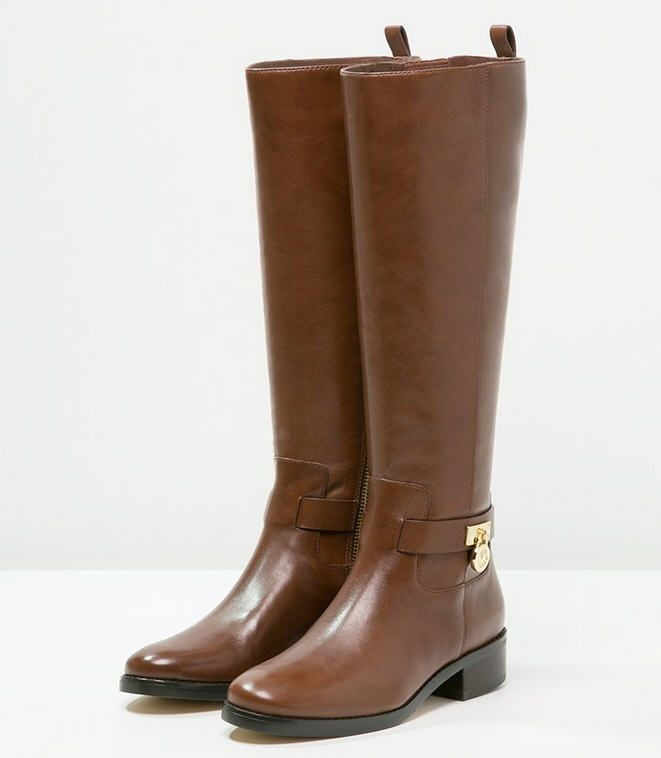 MICHAEL Michael Kors RYAN Bottes redwood prix Bottes Femme Zalando 375.00 €