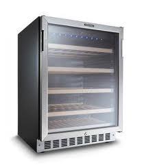 wine cabinet - to build into kitchen island.      Vintec V40SGESS, $ 1,599.  Vintec.com.au
