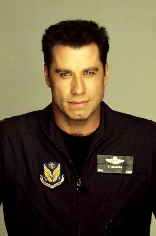 BROKEN ARROW, John Travolta, 1996