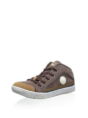 75% OFF XTI Kid's 52054 Sneaker (Brown)