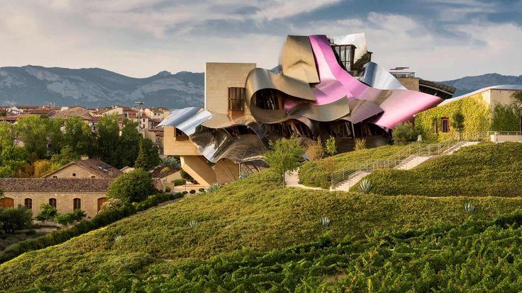 Welcome to The City of Wine | Hotel Marqués de Riscal Elciego