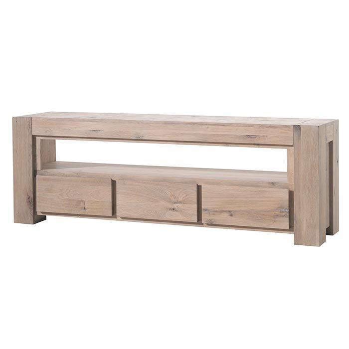 the 25 best meuble tv chene ideas on pinterest meuble tv gris ensemble meuble salon and. Black Bedroom Furniture Sets. Home Design Ideas