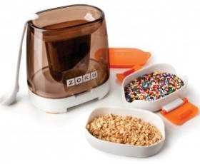 Zoku Ice-Cream Just Got Better with the Chocolate Station