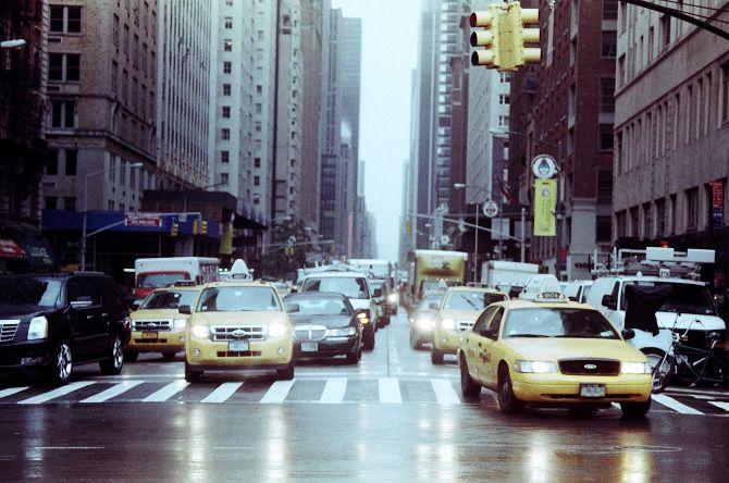 New York - Check!