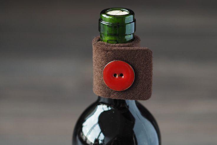 Weiteres - Tropfenfänger für Weinliebhaber - ein Designerstück von stoffmumpel…