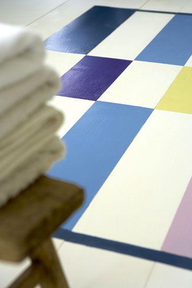 Best 25 peinture carrelage sol ideas on pinterest des for Peindre un carrelage salle de bain