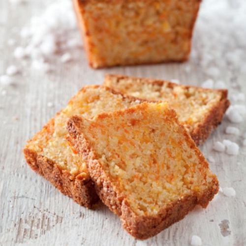 Venez découvrir notre recette de carrot cake à la cannelle.