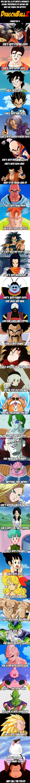 DBZ meme. Need to switch Bulma and Chi Chi tho. Bulma is definitely the milf!