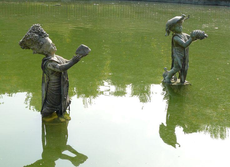 """""""Giardino di Boboli"""" fa parte del Polo Museale Fiorentino"""