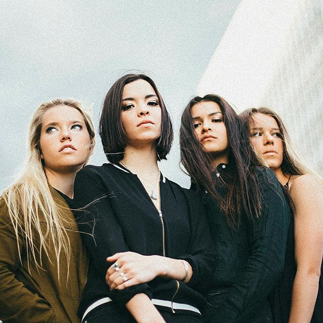 And one more cause they are cool. @theacesofficial