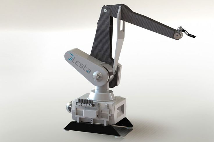 6 axis articulated painting #robot by Lesta srl.  #Industrial machines and equipment on #DirectIndustry.