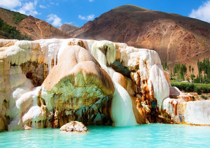 Garm Chashma, Tajikistan © Tourism Development Centre (TDC), Tajikistan