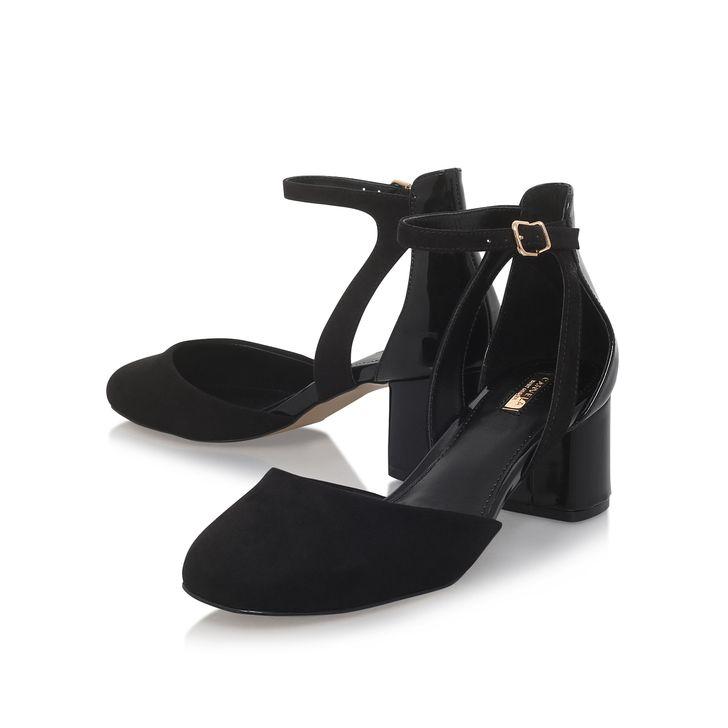 Kelda Spring, Sandales Bout Ouvert Femme, Noir (Black SDE), 38 EUClarks