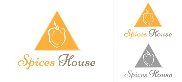 Logo design Spices House Lucca