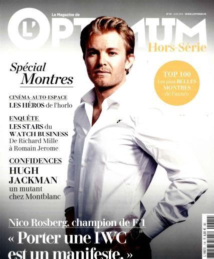 L'Optimum Hors-Serie magazine