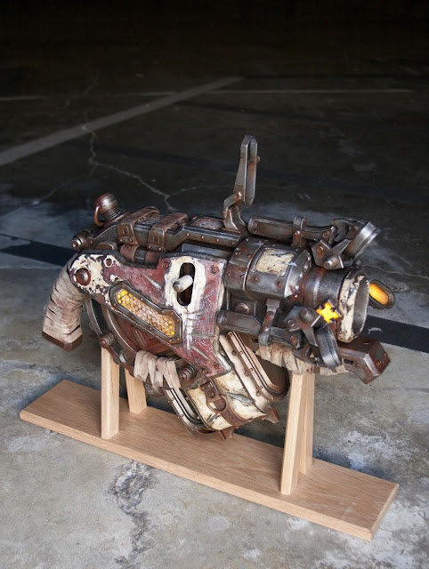 Gears of War 3 Digger Launcher by Kronos Props