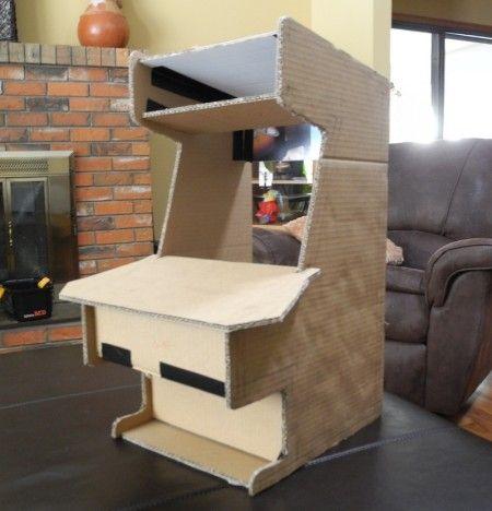 Cabinet Prototype 01