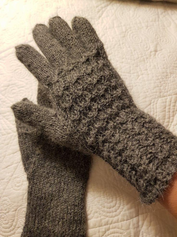 Ryoko's gloves. 2,5 mm, 44.