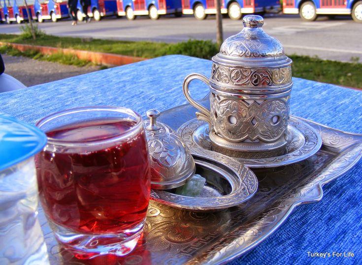 Türk Kahvesi in Tatvan -  #Patnos to #Tatvan along the shores of #VanGölü
