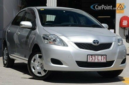 2008 Toyota Yaris YRS Cars For Sale in QLD - CarPoint Australia