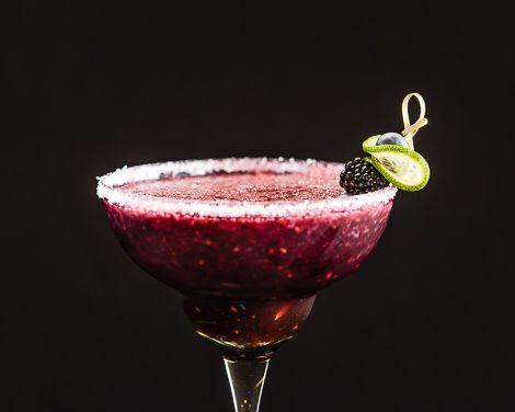 Black and Blue Margarita Recipe on Yummly. @yummly #recipe