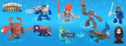 Skylanders Giants Happy Meal Toys