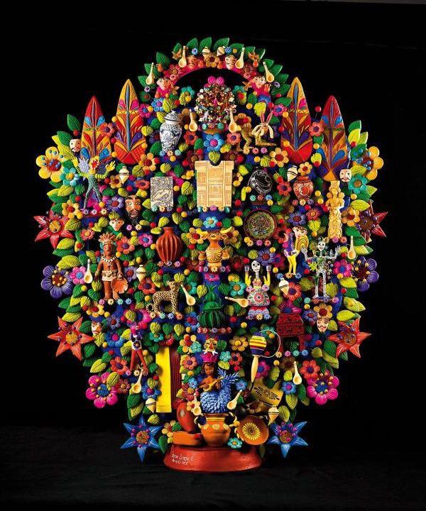 Arbol de la vida- Tree of life
