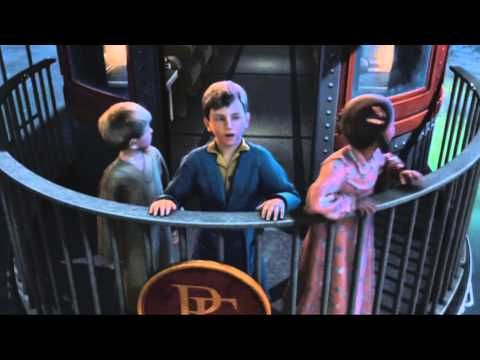 The Polar Express Audiobook Music Video - YouTube