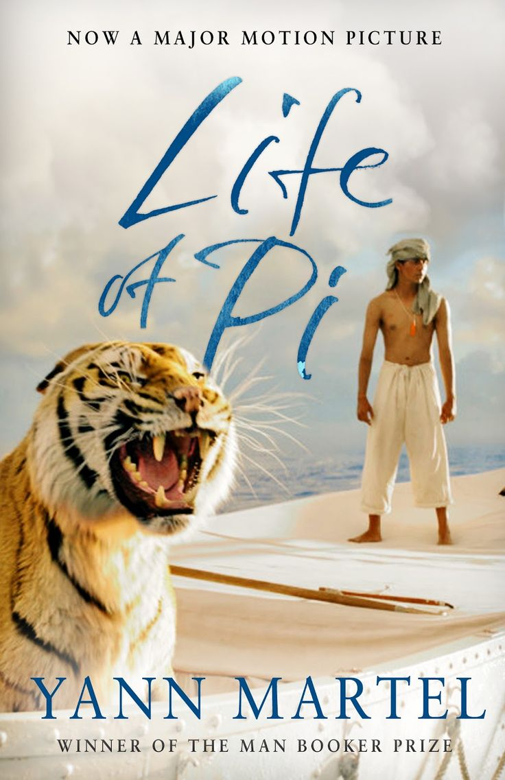 Life Of Pi  Book Or Movie!