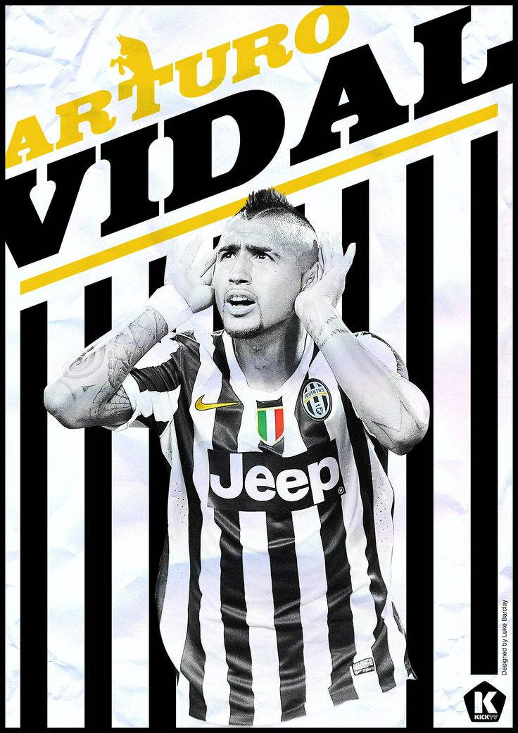 Arturo Vidal - Juve's engine in the Champions League