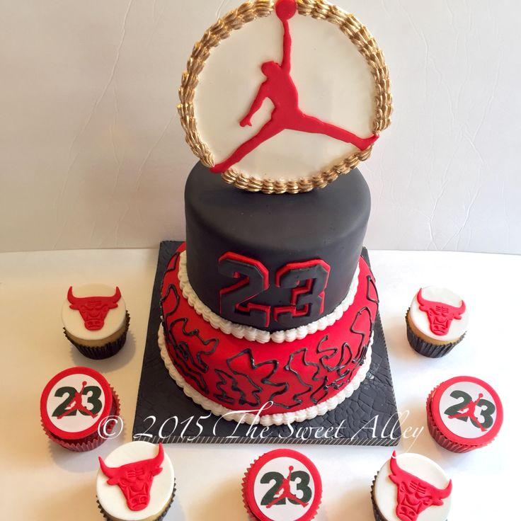 Michael Jordan Cake Toppers