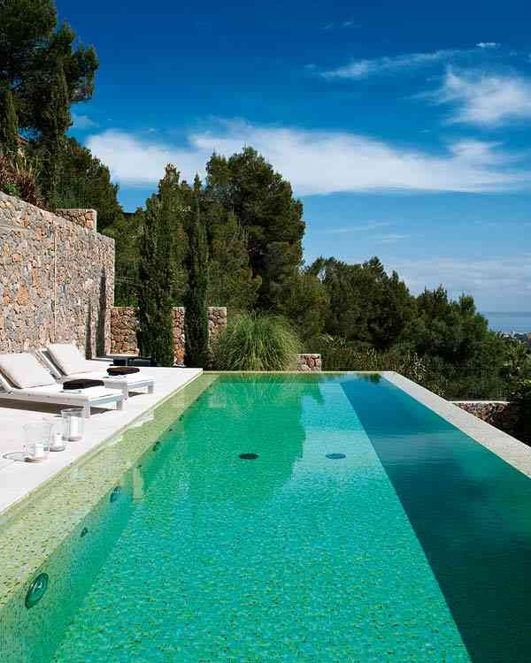 26 Best Piscina Swimming Pool Images On Pinterest Outdoor Spaces Decks And Outdoor Rooms